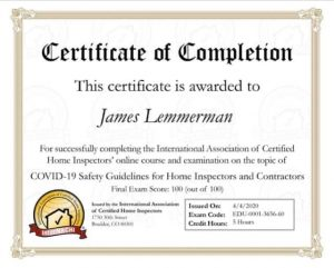 Covid-19 Certified